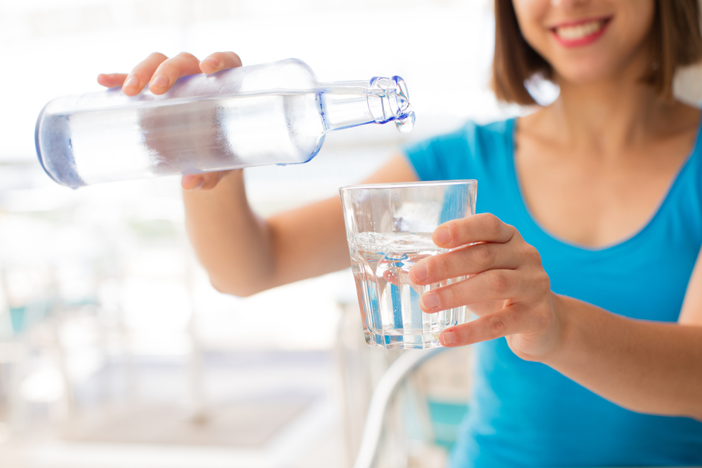 Water helps your body move better